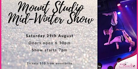 Mount Studio Mid-Winter Show tickets