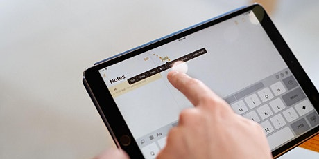 Staying Organized on iPad tickets