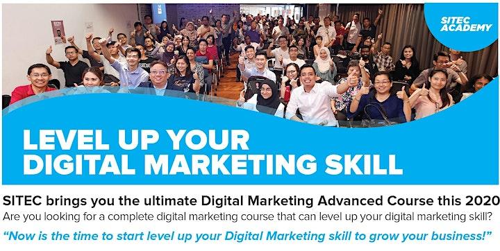 SITEC Digital Marketing Advanced Course 3: Content Marketing image