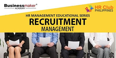 Recruitment Management tickets