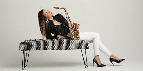 Saxophonist Sharel Cassity Quartet tickets