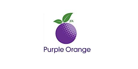 Purple Orange SKILL workshop 2: Making your plan tickets