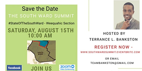 State of The South Ward - Part 1 [Weequahic Section] w/ host T.L. BANKSTON tickets
