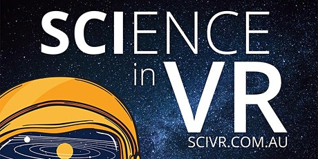 Science in VR families event @ Kingston Library tickets