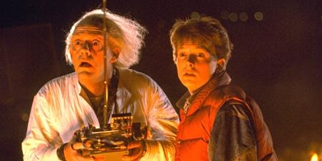Back To The Future IWM Duxford Drive In Cinema tickets