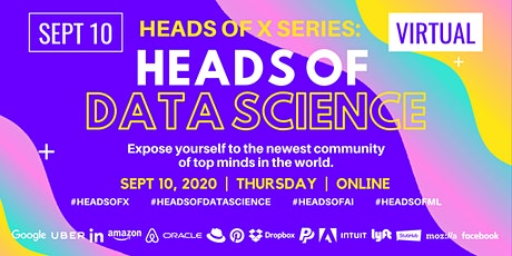 Heads Of X Series: Heads of Data Science Conference biglietti