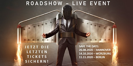 Roadshow Live Event Tickets