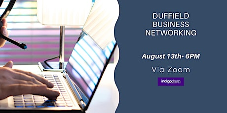 Duffield Business Networking tickets