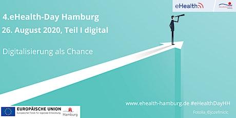 4. eHealth-Day  Hamburg - Digitalisierung als Chance Tickets