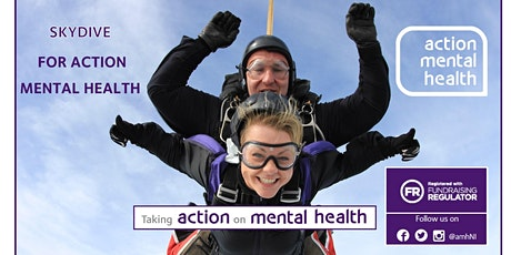 Tandem Skydives for Action Mental Health tickets