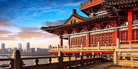 Lezione prova di cinese - Livello elementare (7-set-2020) biglietti