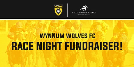Wynnum Wolves FC | Race Night Fundraiser tickets