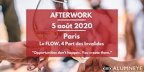Afterwork AlumnEye #41 - Paris billets