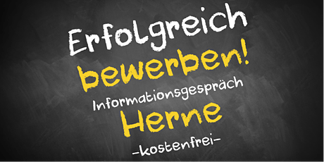 Bewerbungscoaching Online kostenfrei - Infos - AVGS Herne Tickets