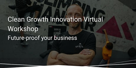 Clean Growth Innovation Workshop South: Register your interest tickets