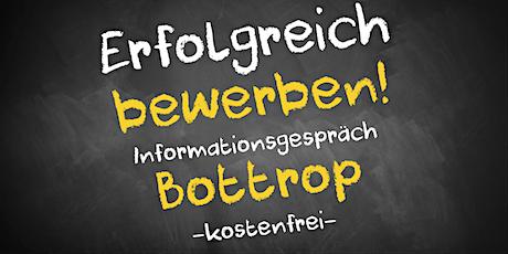 Bewerbungscoaching Online kostenfrei - Infos - AVGS Bottrop Tickets
