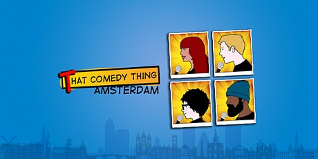 That Comedy Thing West | Open Mic tickets