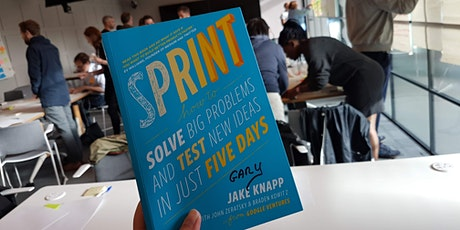 Design Sprint Certification - Solve a real problem for a real organisation tickets