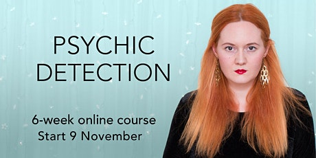 Psychic Detection - Deepening the Evidence ingressos