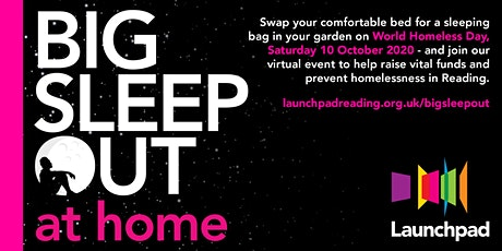 Big Sleep Out at home tickets
