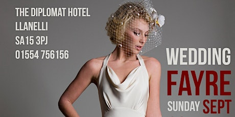 Wonderland Wedding Fayre The Diplomat Hotel tickets