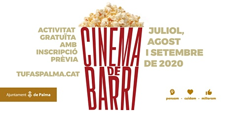 Cinema de barri. Districte Platja de Palma i Pla de Sant Jordi.  El Molinar entradas