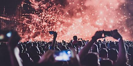 Feuerwerksvorführung 2020 | Pyrotechnik Holler tickets