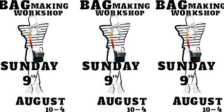 Bag Making Workshop: The Map Bag tickets