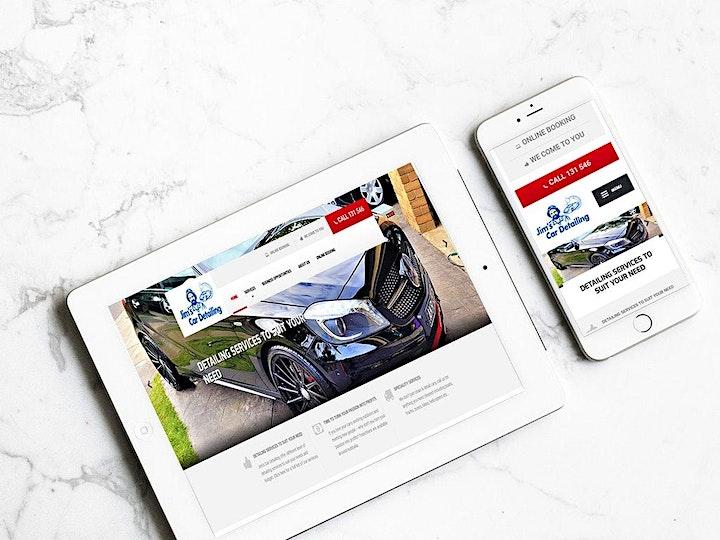 DIY Professional Website Design Zoom Class image