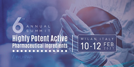 6th Annual Highly Potent Active Pharmaceutical Ingredients Summit tickets