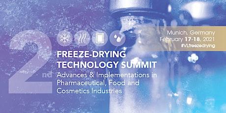 2nd Freeze-Drying Technology Summit