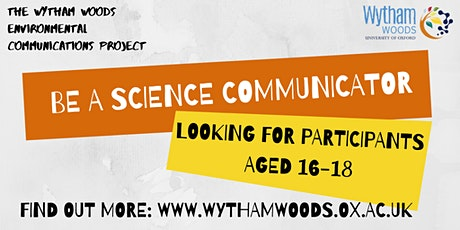 Be A Science Communicator tickets