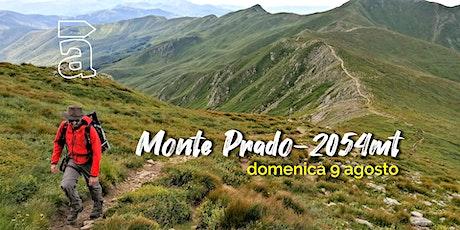 Monte Prado - 2054mt biglietti