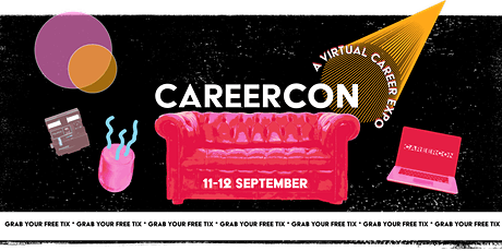 CAREERCON: Australia's First Virtual Careers Expo tickets