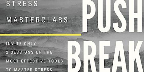 Stress Mastery - Masterclass tickets