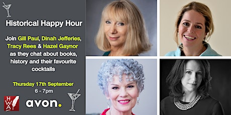 Gill Paul in conversation with Dinah Jefferies, Tracy Rees and Hazel Gaynor tickets
