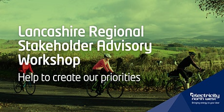 Lancashire - Electricity North West regional stakeholder workshop tickets
