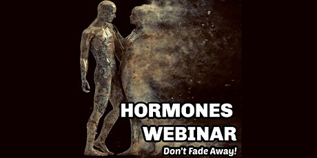 Stress, Hormones, & Health - Live Webinar tickets