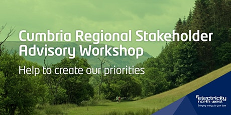Cumbria - Electricity North West regional stakeholder workshop tickets