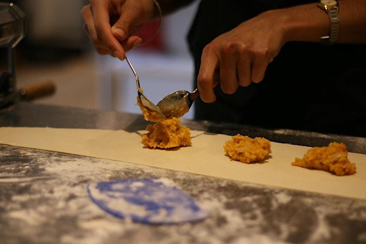 Pasta Workshop Supper Club image