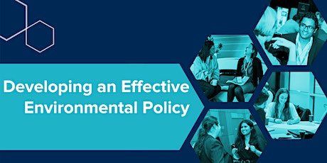 Developing an Effective Environmental Policy tickets