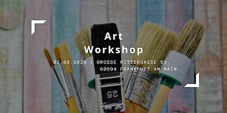 ART WORKSHOP ( INTUITIVES MALEN) Tickets
