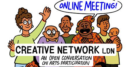#CreativeNetwork - London tickets