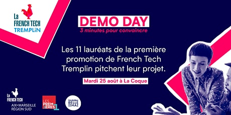 Demo Day La French Tech Tremplin billets
