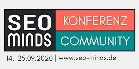 SEO Minds Konferenz 2020 Tickets