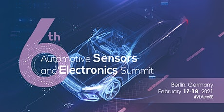 6th Automotive Sensors and Electronics Summit