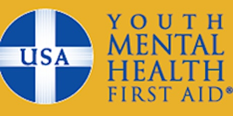 YOUTH  Mental Health First Aid (virtual) [September 25, 2020] tickets