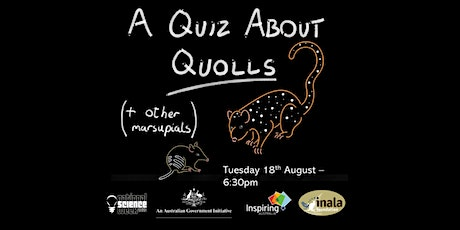 At Home with Inala - A Quiz about Quolls (and other marsupials) tickets