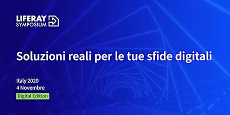 Liferay Italy Symposium 2020 biglietti