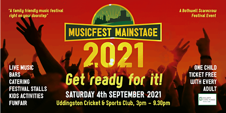 Musicfest Mainstage 2021 tickets
